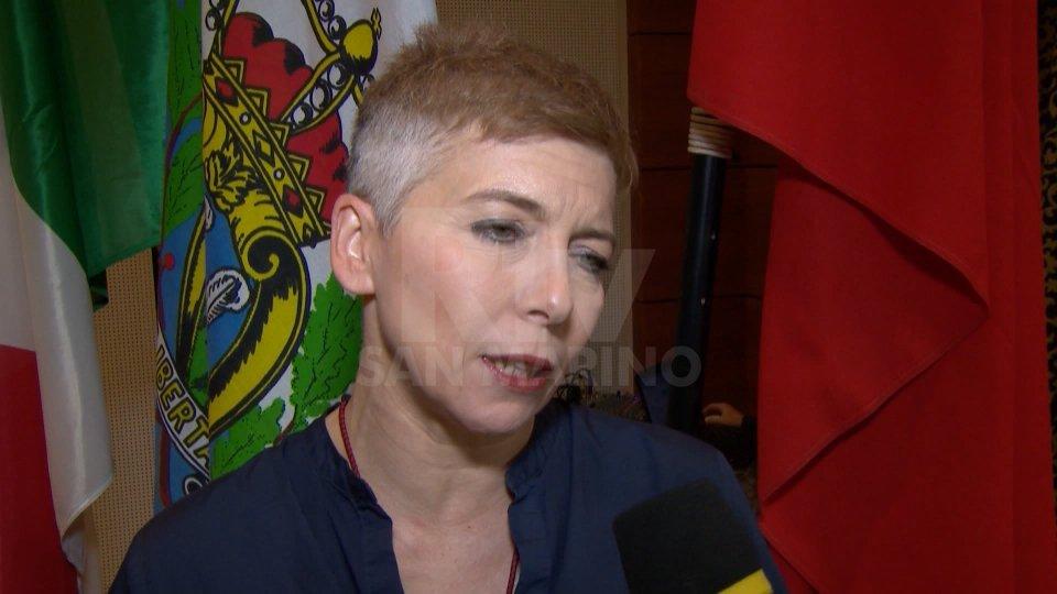 La società sammarinese di Irene Pivetti è in sospensione volontaria da oltre un anno