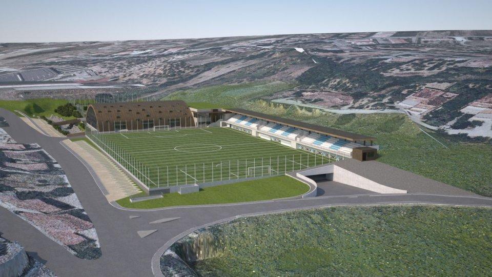 Territorio: le varianti al Prg  Zona Servizi Sportivi di Serravalle