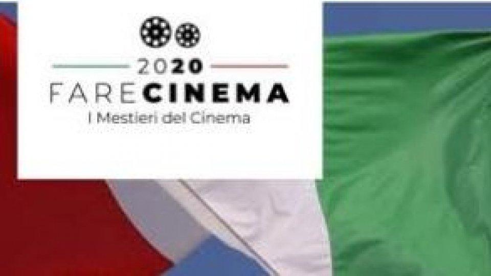 """Terza edizione della rassegna """"Fare cinema"""" (15-21 giugno 2020)"""