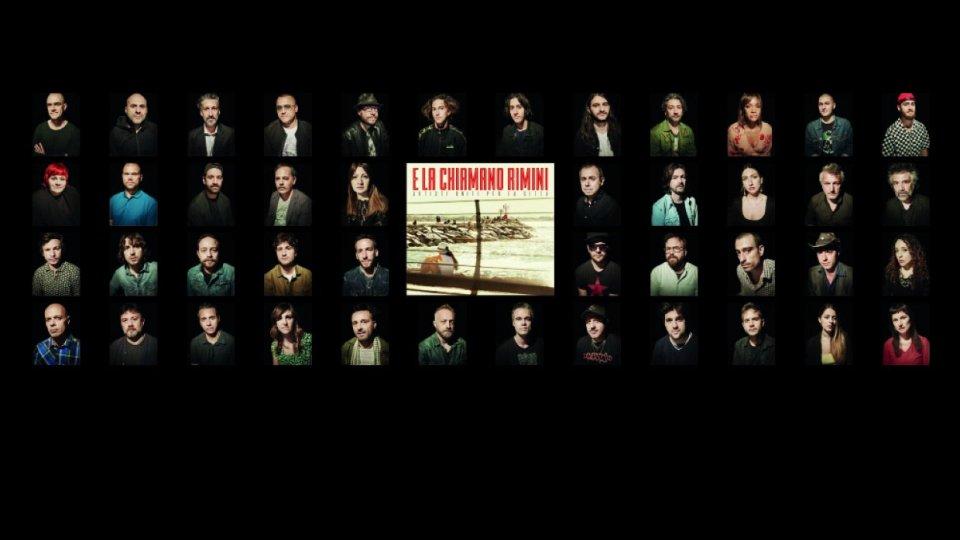"""""""E la chiamano Rimini"""", un doppio album con 36 artisti e band per sostenere l'arte con l'arte"""