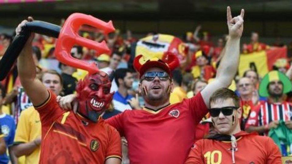 Ranking FIFA: Belgio sempre in testa