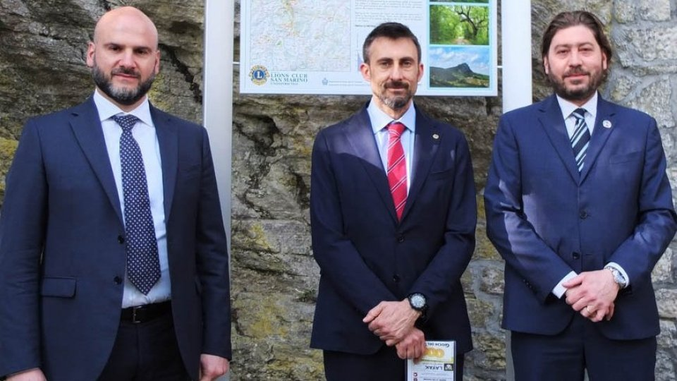 Il Lions Club San Marino e l'ambiente