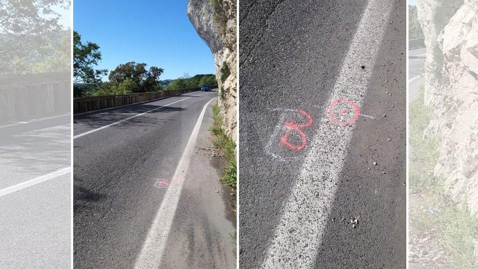 Incidente sulla Sottomontana, prognosi di 20 giorni per un ciclista