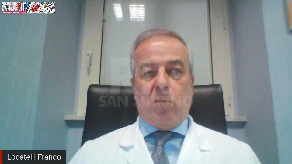Nel video gli interventi del professor Franco Locatelli