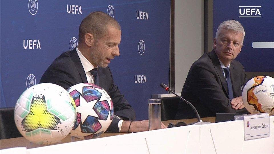 UEFA: Fair Play finanziario e calciomercato a chiudere il Comitato Esecutivo