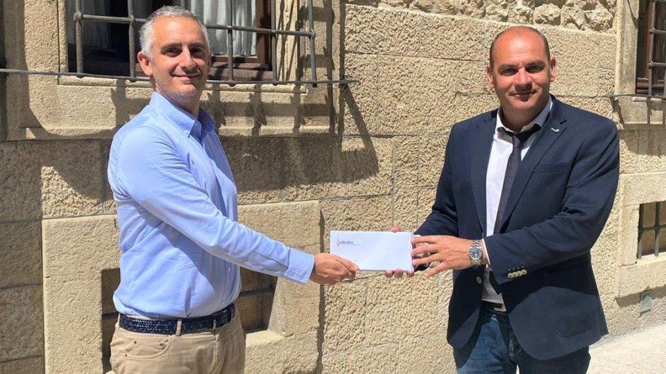 Assibroker srl: donati voucher per le famiglie in difficoltà
