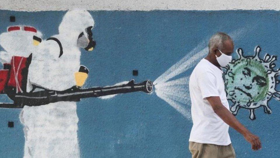Covid nel mondo: quasi due milioni di contagi in Sud America