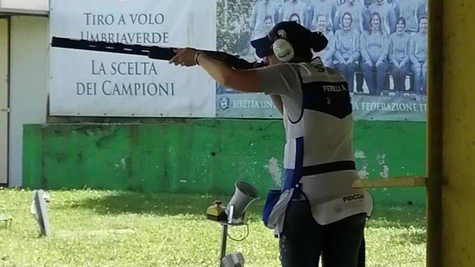 Tiro a Volo, prima gara post-covid per Alessandra Perilli