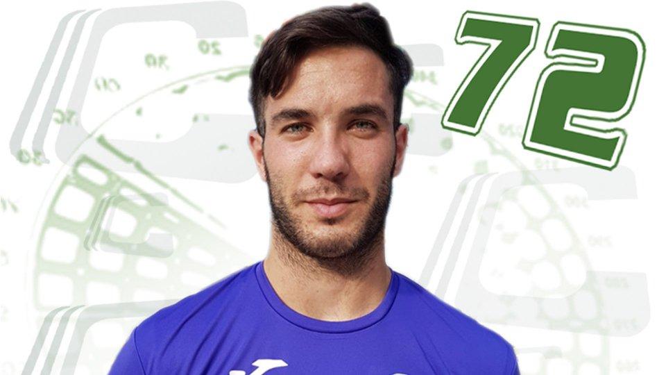 Cailungo: arriva Mattia Urbinati
