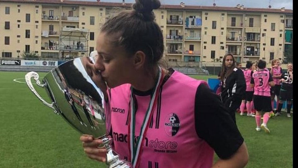 Lutto nel calcio femminile: muore in un incidente Arianna Varone