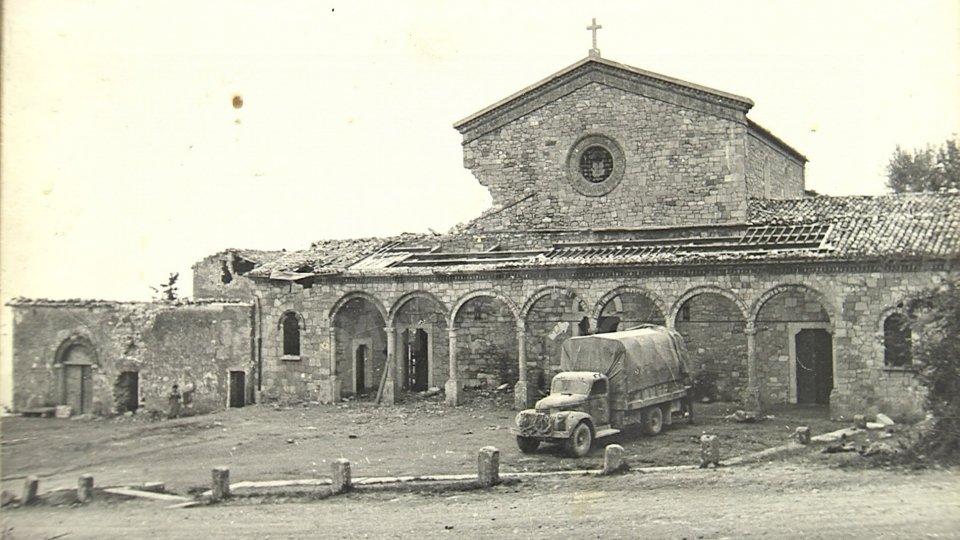 26 giugno 1944, quando su San Marino si scatenò l'inferno