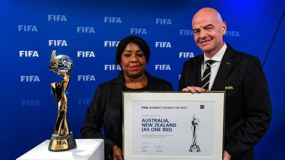 Mondiali Femminili: Australia e Nuova Zelanda ospiteranno l'edizione 2023