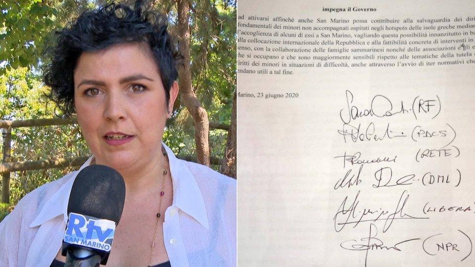 Nel video l'intervista a Sara Conti (RF)