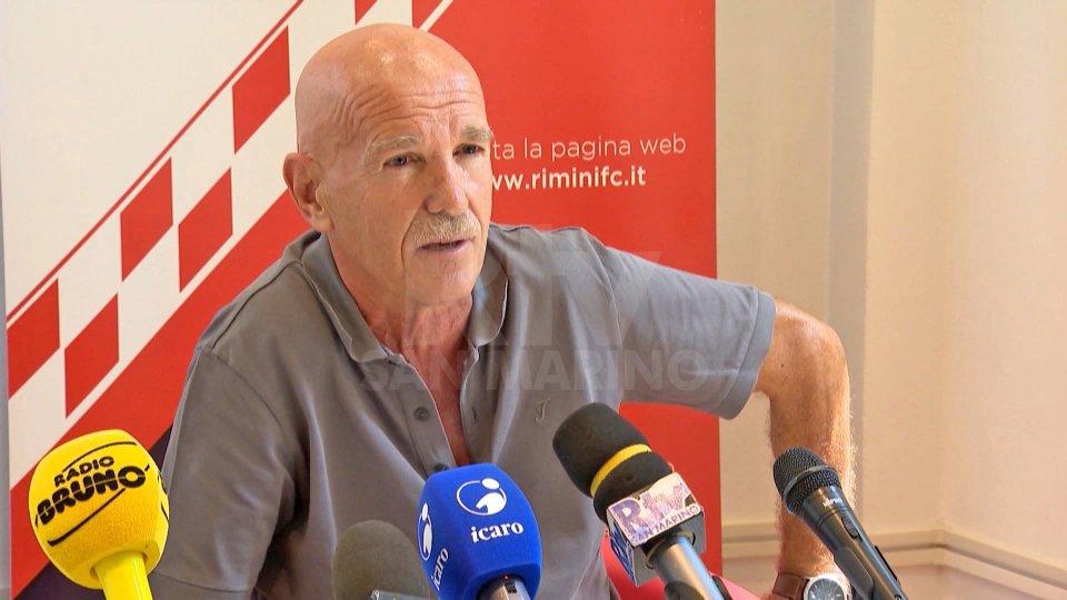 """Rimini, Grassi annuncia l'addio: """"Non ci sono più le condizioni"""""""