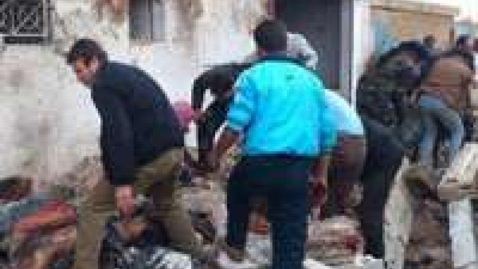 Siria: coalizione opposizione denuncia, a Homs strage civili