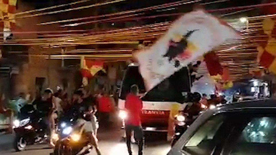 Il Benevento in serie A