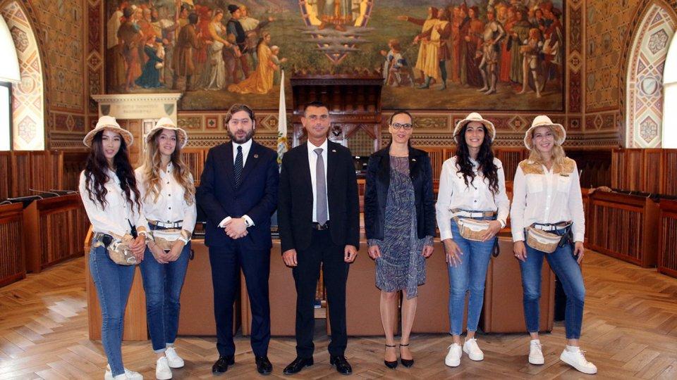 Donnavventura: domenica la puntata girata a San Marino