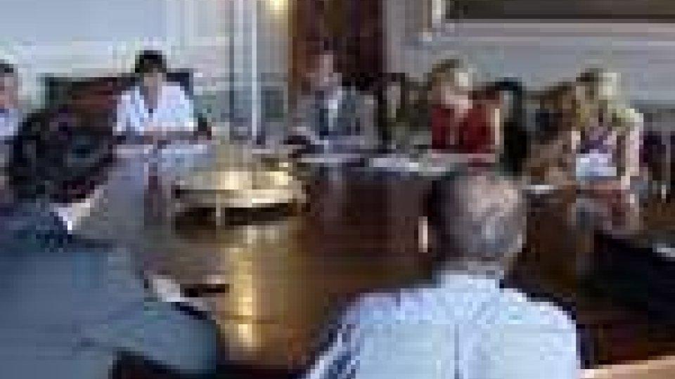 San Marino - Incontro al Begni tra Governo e magistrati Moneyval