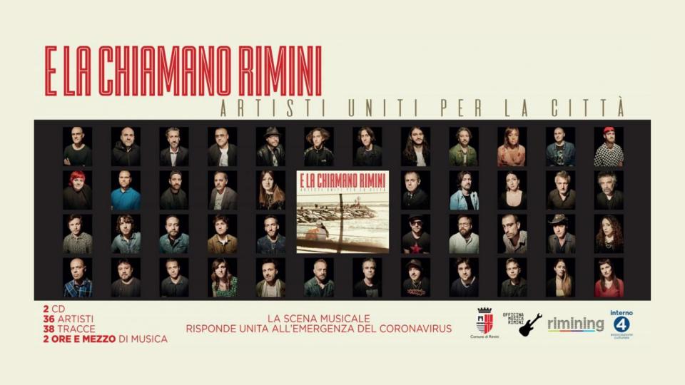 """Marco Giorgi: """"E la chiamano Rimini"""""""