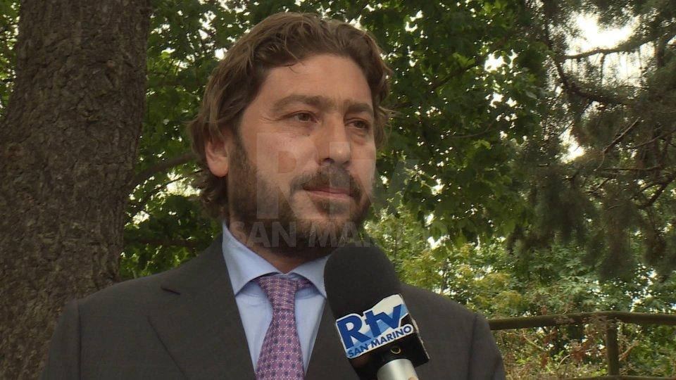 Nel servizio l'intervista al Segretario Federico Pedini Amati