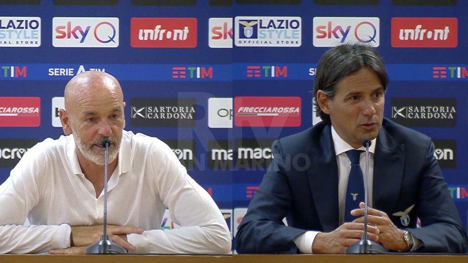 Stefano Pioli -  Simone Inzaghi