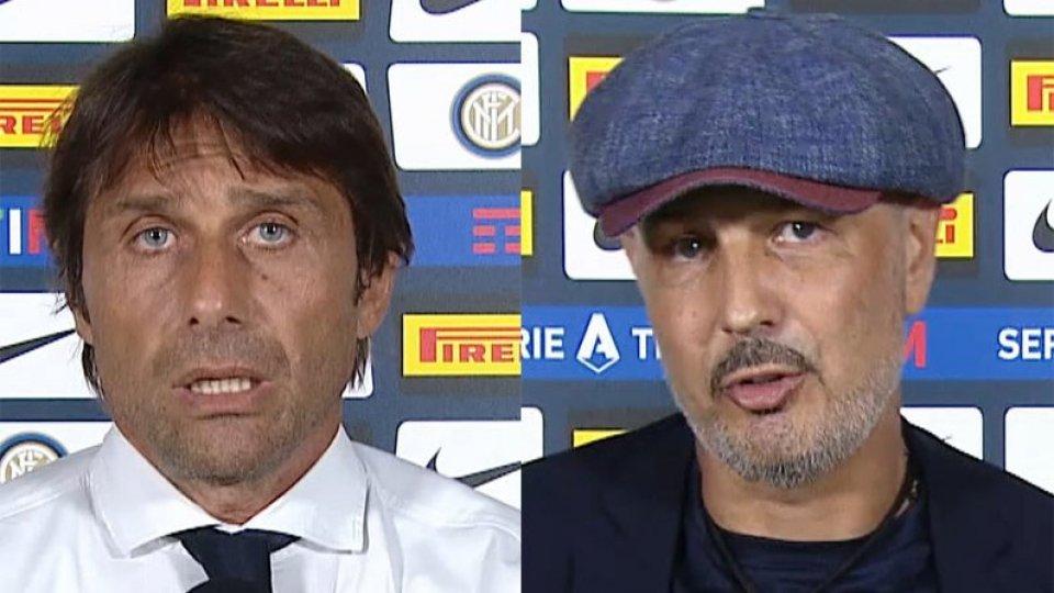 """Conte: """"Tutti dobbiamo meritarci l'Inter, io per primo"""""""