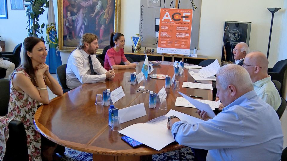 Le interviste a Federico Pedini Amati e Sara Jane Ghiotti