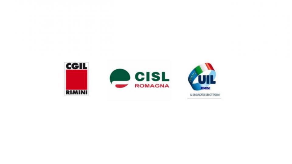 Lettera di benvenuto di CGIL CISL UIL al nuovo prefetto di Rimini