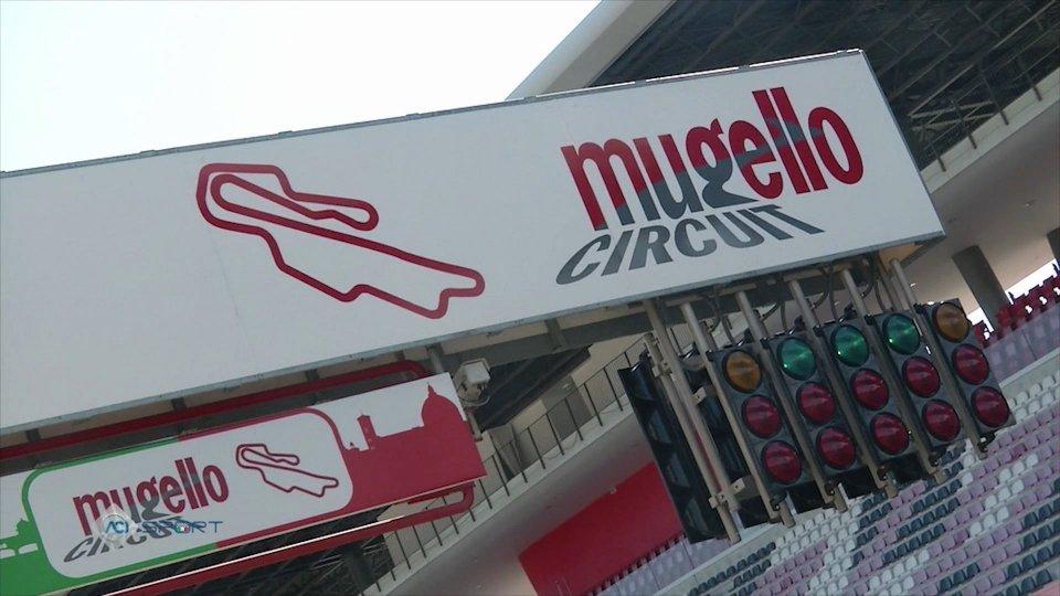 F1: ufficiale il GP d'Italia al Mugello