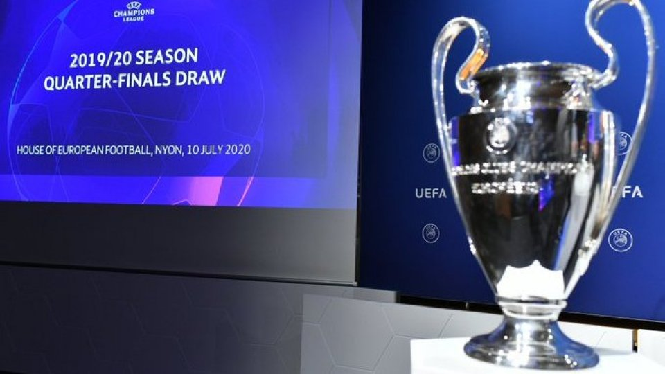 "Champions League: definiti gli accoppiamenti della ""Final Eight"""