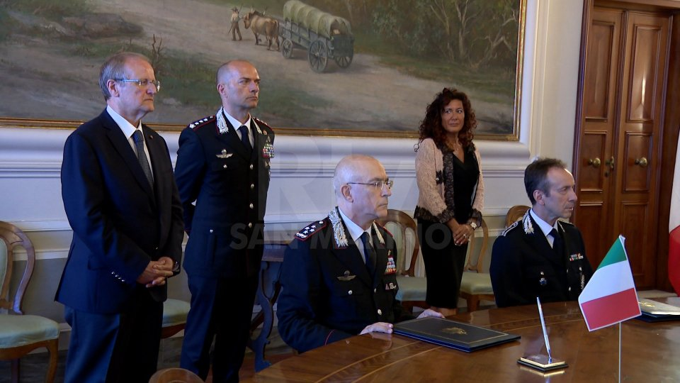 Nel video l'intervista al Generale di Corpo d'Armata Giovanni Nistri