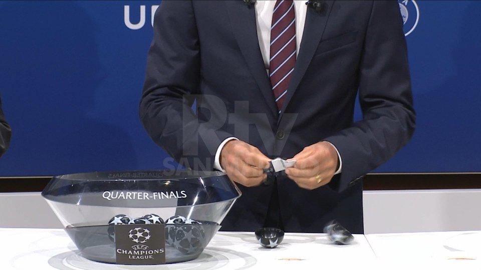 Champions/Europa League: male le italiane