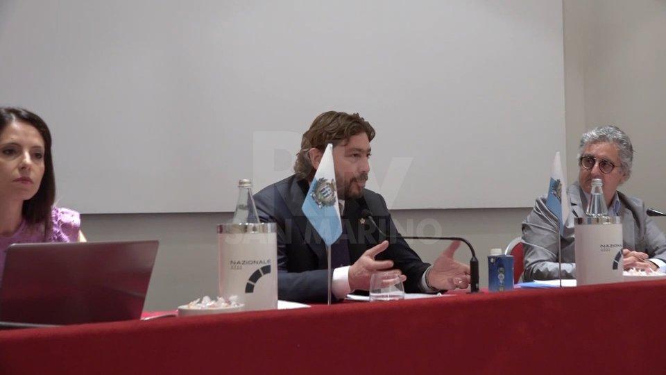 Le interviste a Nicoletta Corbelli e a Federico Pedini Amati