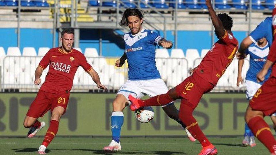 Brescia-Roma 0-3