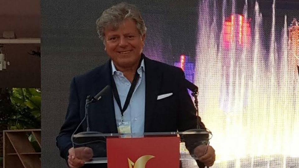 Gianni Indino, presidente del Silb