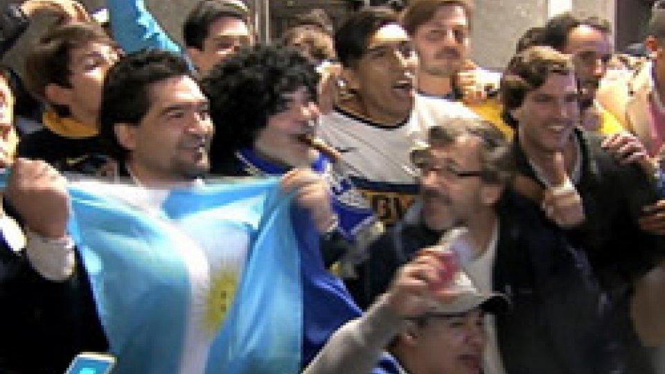 tifosiLibertadores: tutto pronto a Madrid per River Plate - Boca Juniors