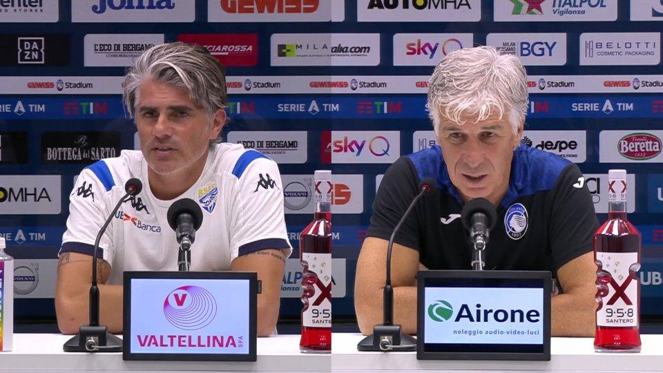 Intervista a Gian Piero Gasperini e Diego Lopez