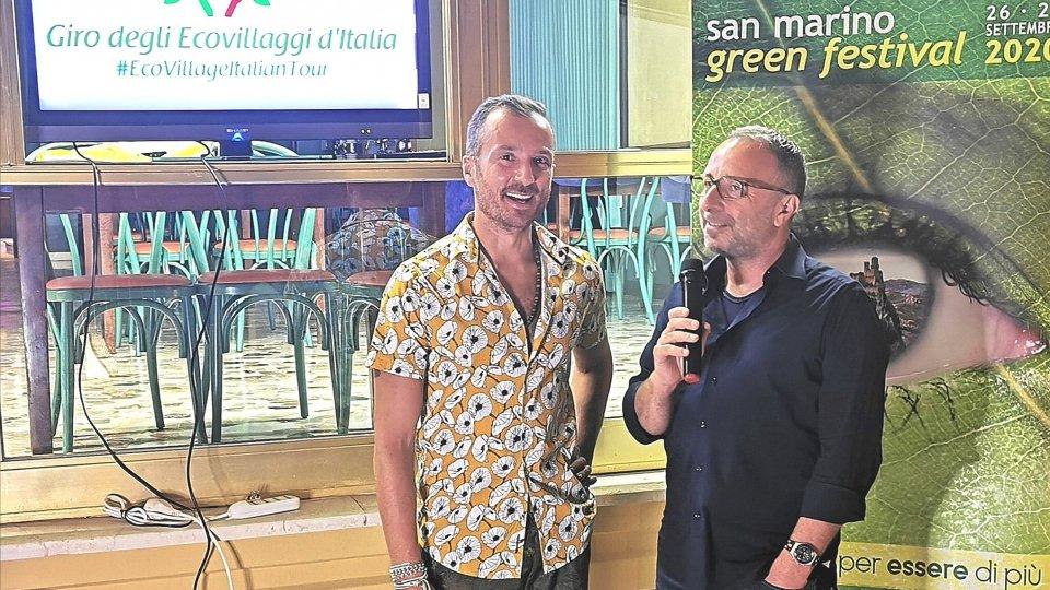 Ecovillaggio un microcosmo sostenibile. Parola del San Marino Green Festival