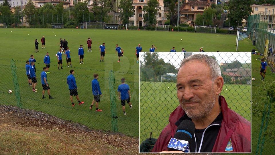Nel video l'intervista con Franco Varrella (CT San Marino)