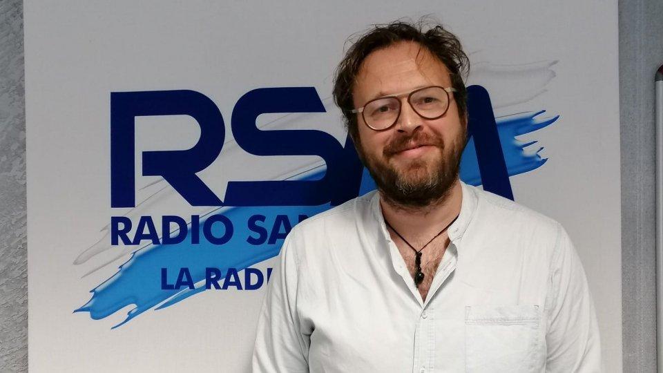 "#IOSTOCONGLIARTISTI - ""SENTI CHE ESTATE"": Daniele Torri"