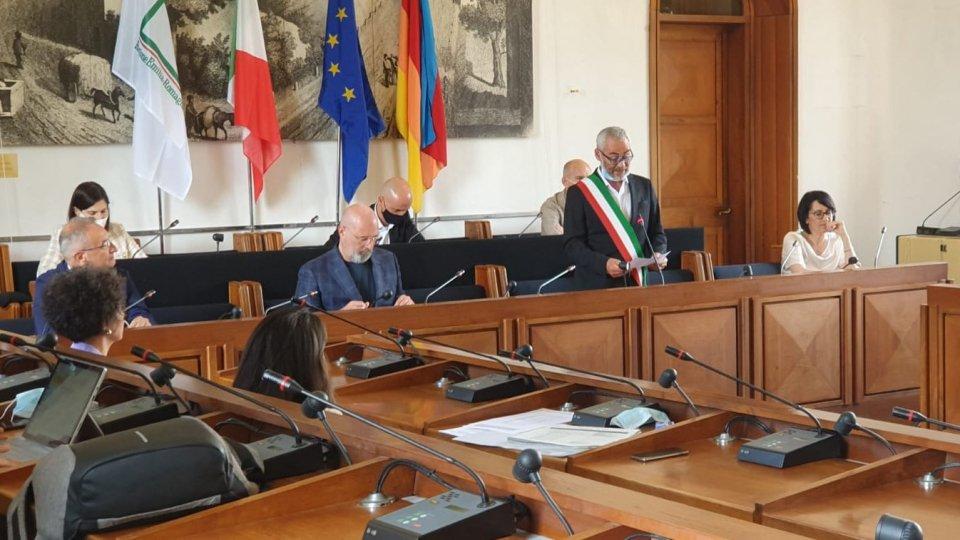 Bonaccini incontra i Sindaci del territorio a Cattolica