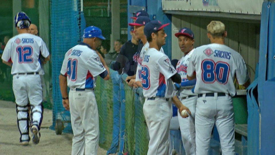 Baseball, per San Marino doppio impegno a Parma