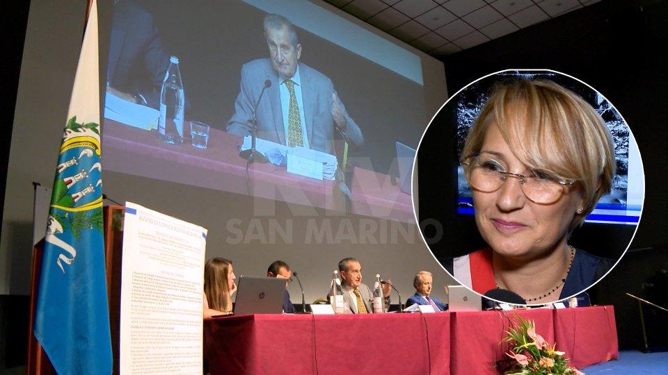 Sentiamo nel video Francesca Mularoni