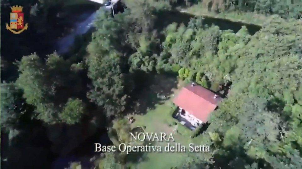 Novara: sgominata 'psico setta', donne in schiavitù e reati sessuali sui bambini