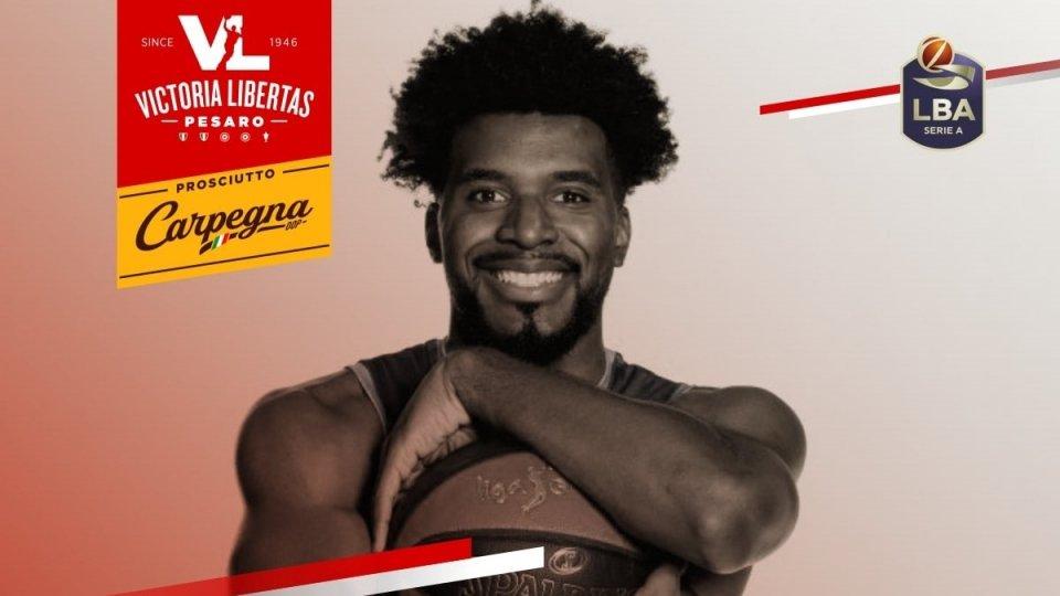Carpegna Prosciutto Basket Pesaro: Frantz Massenat è la nuova comboguard