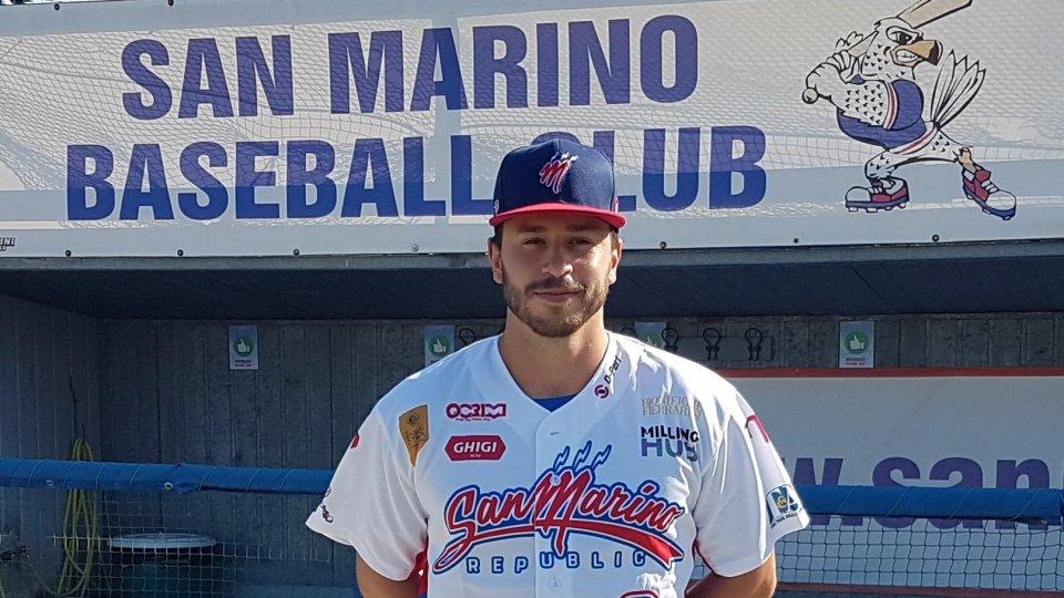Il tedesco Vincent Ahrens prima base del San Marino