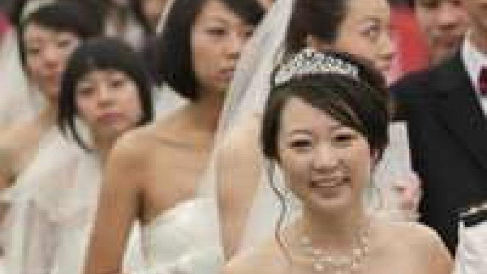 12/12/12: boom di matrimoni a Shanghai in questa data fortunata