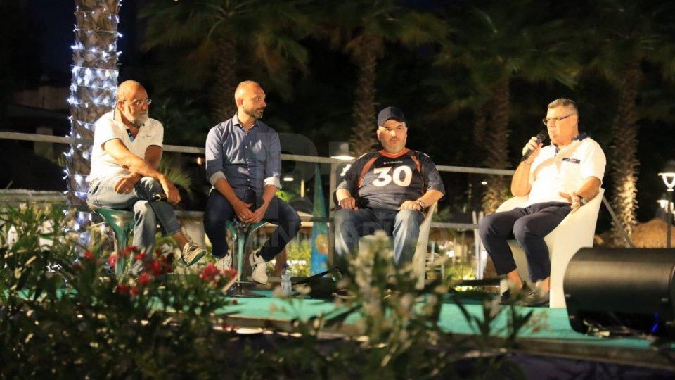 Il Vespucci protagonista della serata a Portoverde