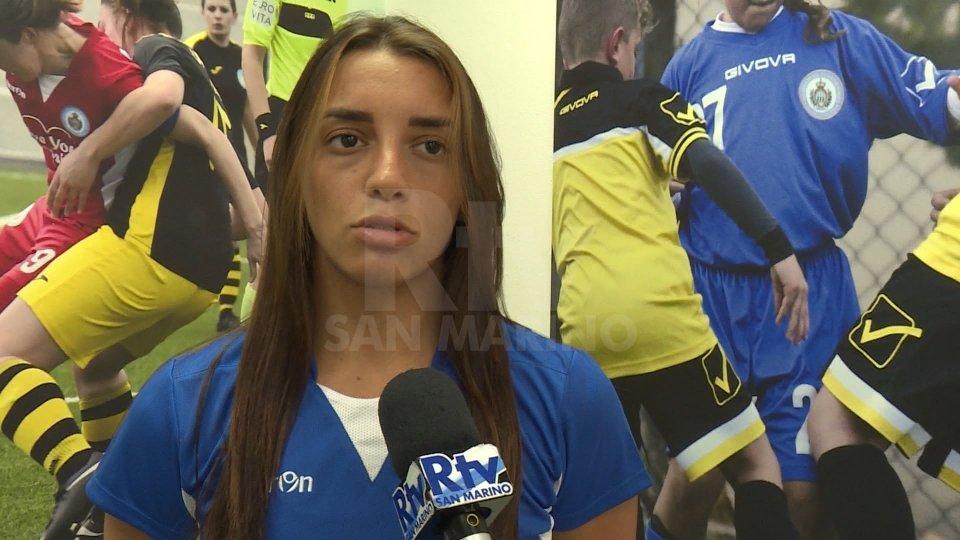 """San Marino Academy, Vecchione: """"I treni passano una volta nella vita, voglio segnare anche in Serie A"""""""