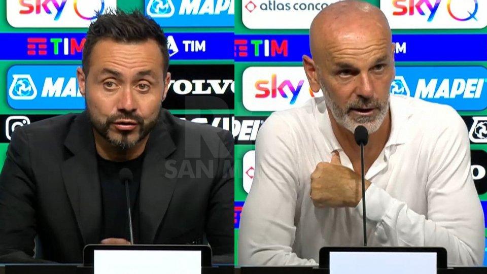 Pioli batte il Sassuolo e si riprende il Milan
